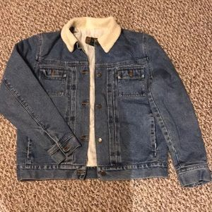 Ralph Lauren denim jacket women's